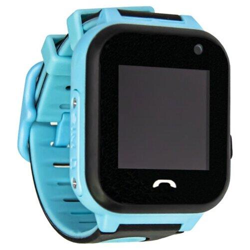 Детские умные часы Smart Baby Watch X2 голубой