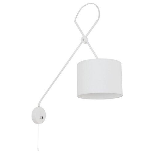 Бра Nowodvorski Viper white 6512, с выключателем, 40 Вт