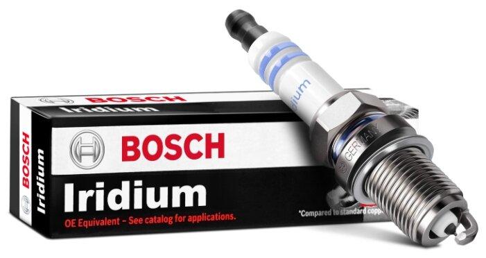 Свеча зажигания Bosch WR6KI33S (0 242 240 652)