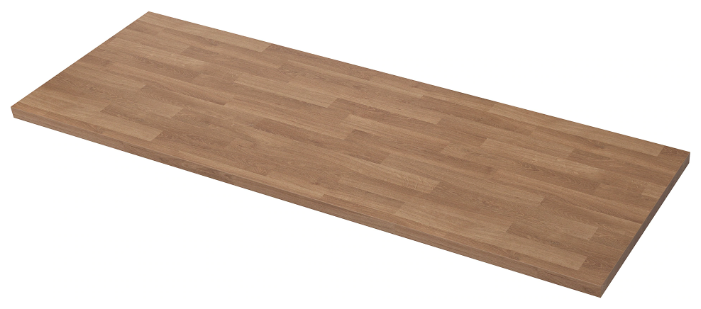 Столешница IKEA Сэльян 246x3.8 см для кухонного гарнитура