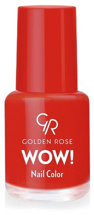 Лак Golden Rose WOW!, 6 мл