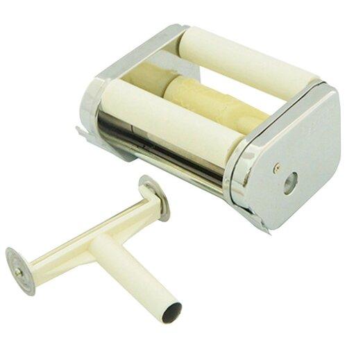 Насадка для изготовления пельменей Fissman 8302 серебристый/желтый