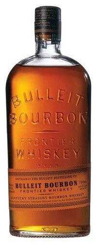 Бурбон Bulleit Bourbon Frontier, 0.7 л