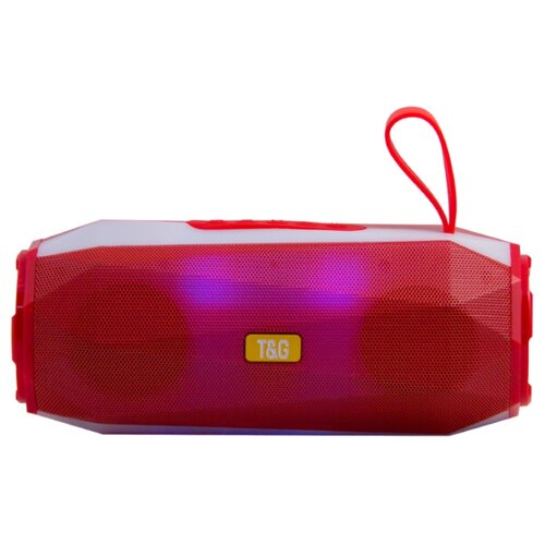 Портативная акустика T&G TG147 red st t g tucker sanctus