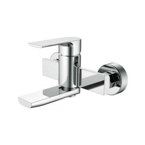 Смеситель для ванны с подключением душа KAISER Linear 59022 однорычажный хром смеситель для ванны kaiser classic хром 16055b