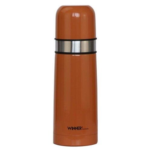 Классический термос Winner WR-8218/19/20 (0.5 л) коричневый