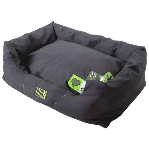 Лежак для собак Rogz Spice Pod Lime Juice PPLCF 88х55х26 см lime juice