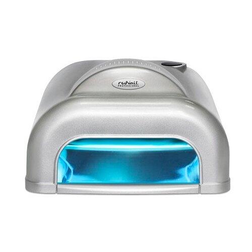 Лампа UV Runail SM-913, 36 Вт серебристый