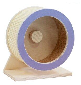 Игрушка для грызунов DoradoWooD Беговое колесо деревянное 25 см