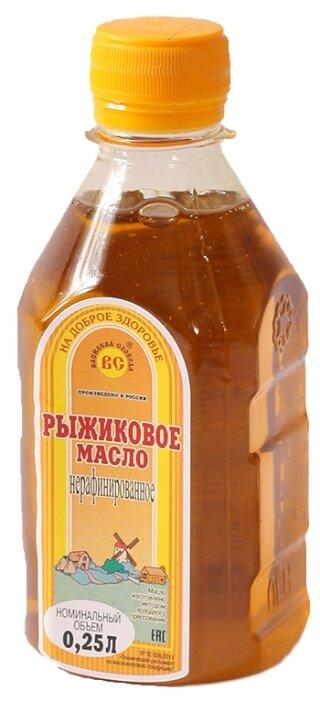 Василева Слобода Масло рыжиковое нерафинированное, пластиковая бутылка