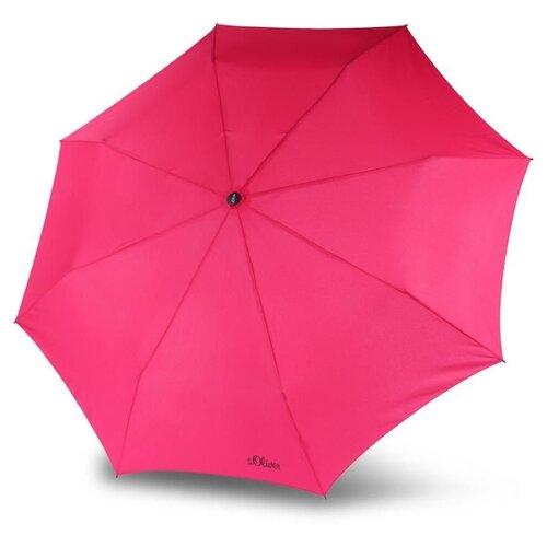 Зонт механика s.Oliver Fruit Cocktail 70801SO розовый зонт детский щенки