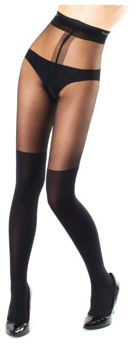 Купить Колготки Trasparenze Sybille 70 den, размер 4, nero (черный) по низкой цене с доставкой из Яндекс.Маркета