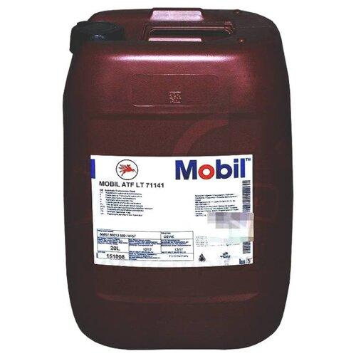 Трансмиссионное масло MOBIL ATF LT 71141 20 л