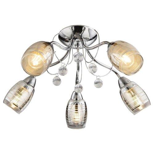 Люстра Globo Lighting Lilly I 56688-5, E14, 200 Вт люстра globo lighting genoveva 69014 3h e14 180 вт