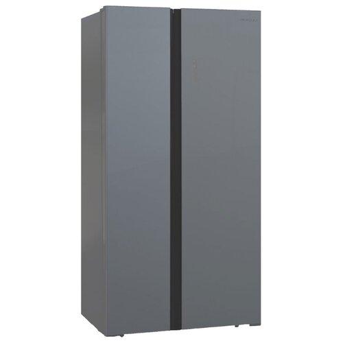 Холодильник Shivaki SBS-572DNFGS shivaki холодильник shivaki shrf 601sdw нержавеющая сталь двухкамерный