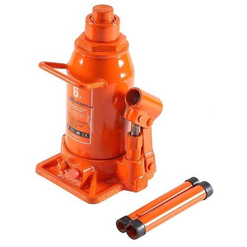 цена на Домкрат бутылочный гидравлический Airline AJ-TB-06 (6 т) оранжевый
