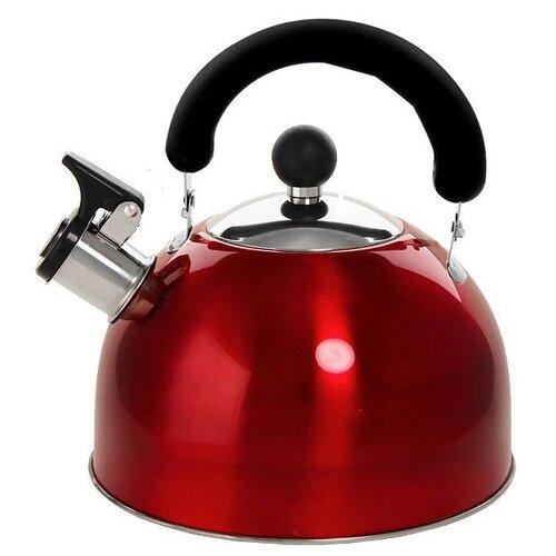 Добрыня Чайник DO-2903 2,5 л, красный