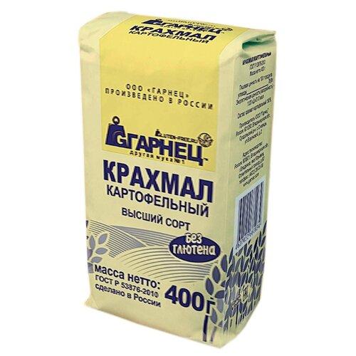 Гарнец Картофельный крахмал 400 г