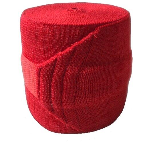 Кистевые бинты УНГА Crossfit C-310 3.5 м красный