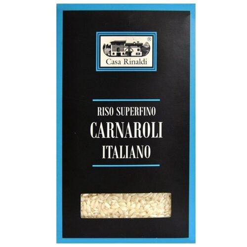 Рис Casa Rinaldi Карнароли Carnaroli среднезерный непропаренный 500 г рис casa rinaldi карнароли длиннозёрный полуобрушенный 500 г