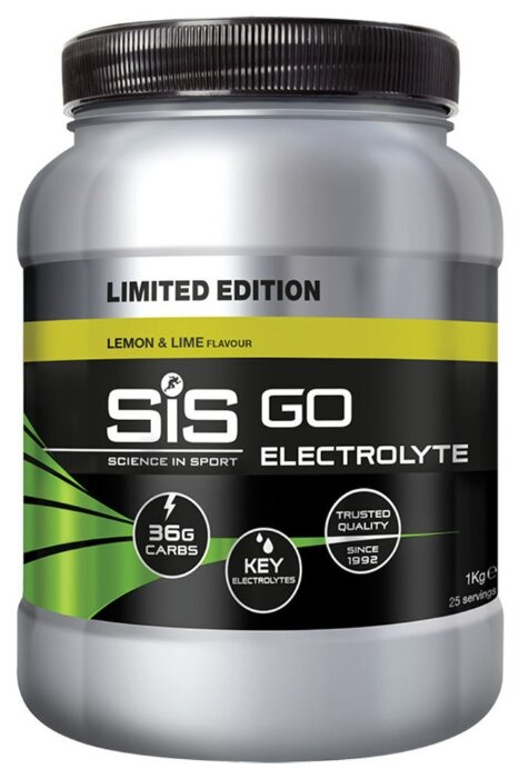 Изотоник Science In Sport GO Electrolyte Powder (1 кг)