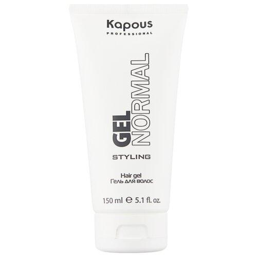 Kapous Professional гель для волос нормальной фиксации Gel Normal, 150 мл недорого