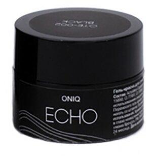 Купить Краска ONIQ гель Echo black по низкой цене с доставкой из Яндекс.Маркета (бывший Беру)
