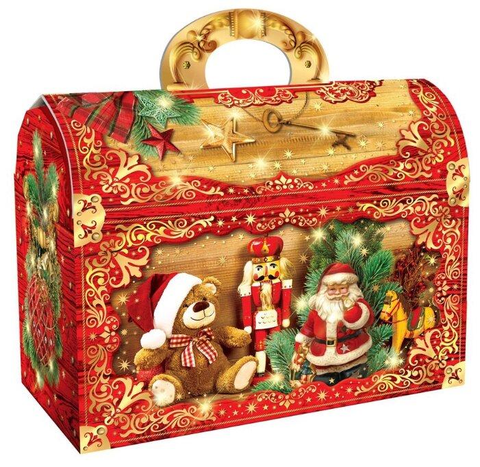 картинка подарочные конфеты новогодние правда, декольте