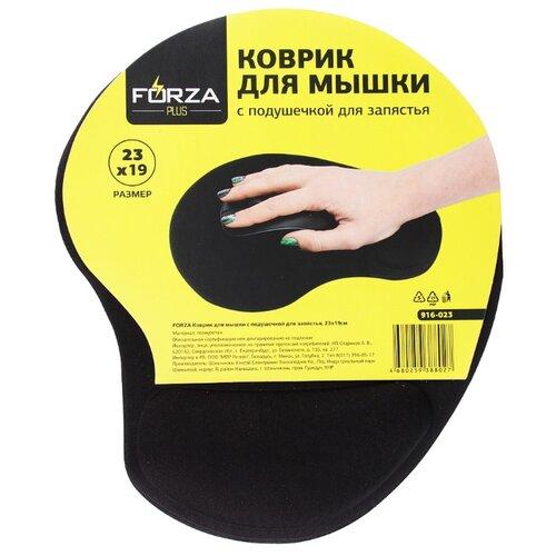 Коврик FORZA 916-023 черный наушники forza 916 039 black