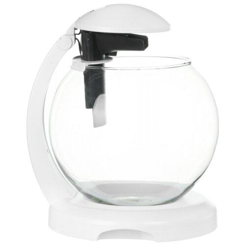 Аквариумный набор 6.8 л Tetra Cascade Globe белый аквариумный набор 6 8 л tetra cascade globe белый