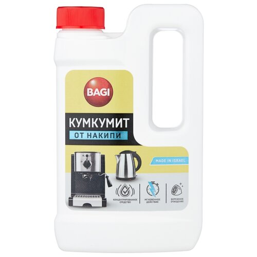 Средство Bagi Кумкумит от накипи 550 мл