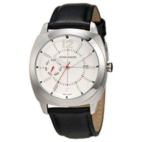 Наручные часы ROMANSON TL3220FMW(WH)BK наручные часы romanson rl2605tlw wh bk