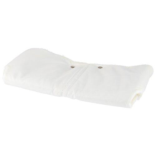 Купить Карапуз Муфта 502 белый, Аксессуары для колясок и автокресел
