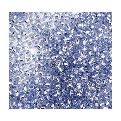 Купить Бисер Preciosa , 10/0, 50 грамм, цвет: 78231 синий, Фурнитура для украшений