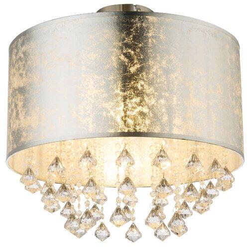 люстра потолочная globo amy 1х60вт e27 золотой Люстра Globo Lighting Amy I 15188D3, E27, 60 Вт