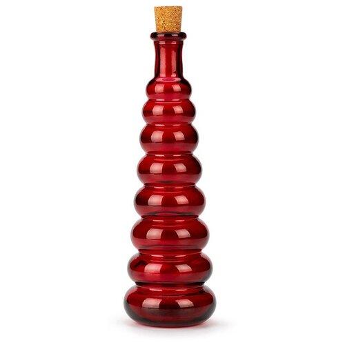 Vidrios San Miguel Бутылка с пробкой BOLAS красный бутылка для смузи san miguel drinking bottle 570 мл с трубочкой