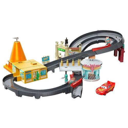 Трек Mattel Тачки Радиатор