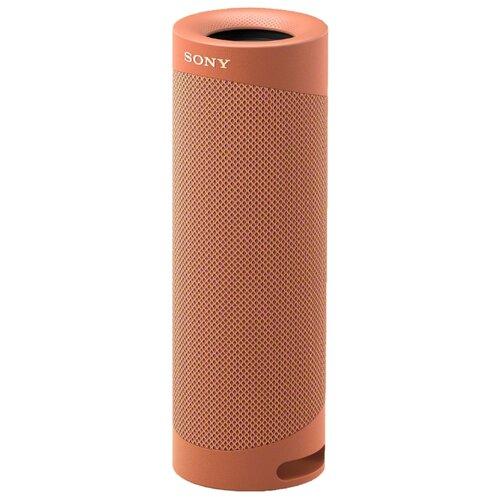 Портативная акустика Sony SRS-XB23 coral red портативная колонка sony srs xb23 green