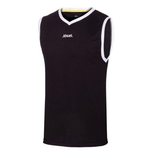 Купить Майка Jögel JBT-1020 размер YL, черный/белый, Футболки и топы