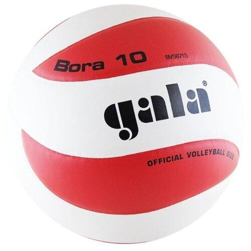 Волейбольный мяч Gala Bora 10 белый/красный