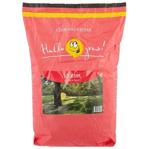 Смесь семян для газона Hallo Gras! Schatten, 10 кг