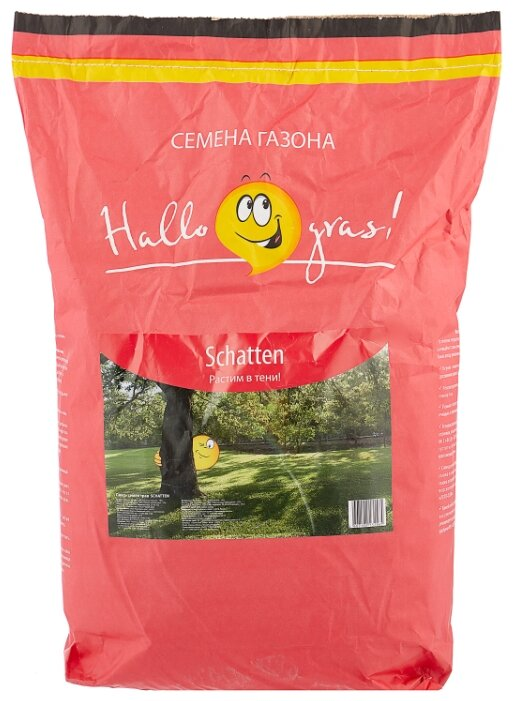 Смесь семян Hallo Gras! Schatten, 10 кг