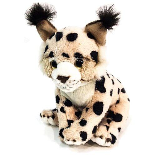 Мягкая игрушка LEOSCO Рысь 15 см