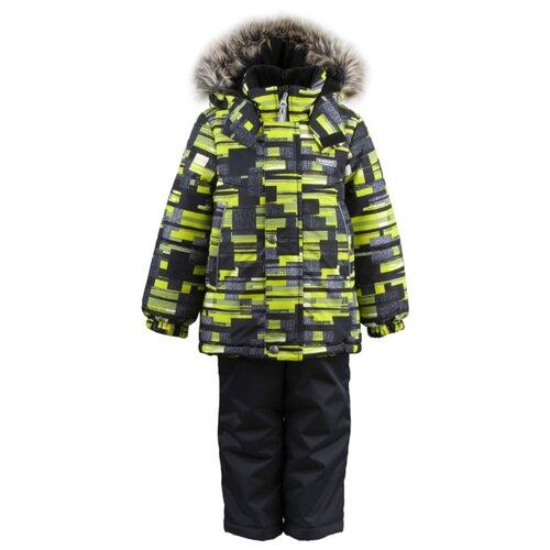 Купить Комплект с полукомбинезоном KERRY Robis K19420D 1040/6370/6500 размер 98, 1040, Комплекты верхней одежды