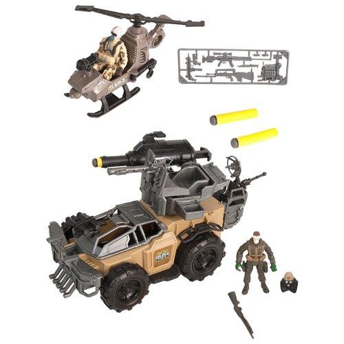 Купить Игровой набор Chap Mei Soldier Force - Разрушители бункеров 545015, Игровые наборы и фигурки