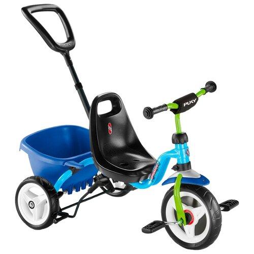 Трехколесный велосипед Puky Ceety (2020) blue