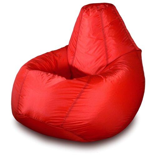 Пазитифчик кресло-груша однотонная 02 красный оксфорд