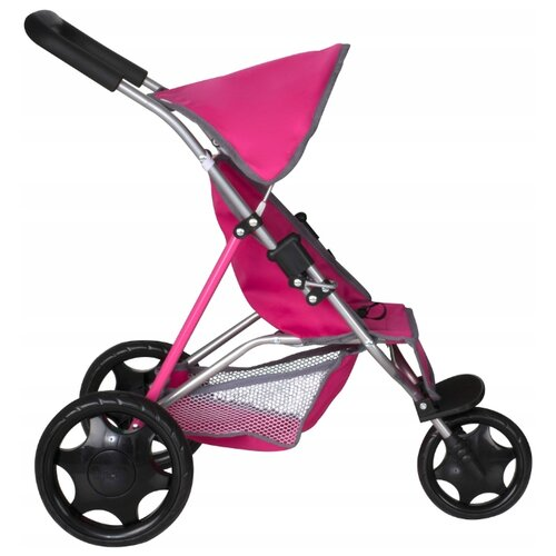 Купить Прогулочная коляска Chicco Junior Active3 pushchair розовый, Коляски для кукол