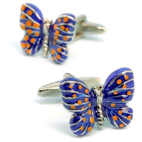 Фото - OTOKODESIGN Запонки бижутерные Бабочка 52400 бабочка otokodesign 5370