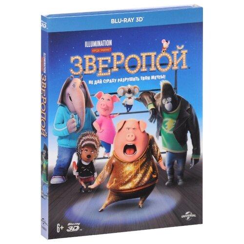 Фото - Зверопой (м/ф) (3D Blu-ray) dvd blu ray
